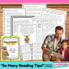 Reading Manual for Parents - grades 3-5 { Raising a Reader }