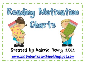 Reading Motivation Charts