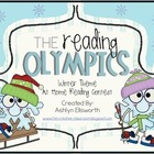 Reading Olympics - At Home Reading Contest
