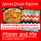 Reading Packet - Mister and Me