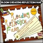 Reading Reflection Fans Using Bloom&#039;s Taxonomy
