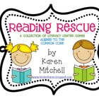 Reading Rescue: A Collection of Literacy Center Games