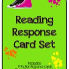 Reading Response Card Set