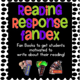 Reading Response Fandex: Fiction