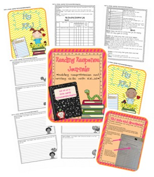 Reading Response Journals (RRJs) Made Easy!
