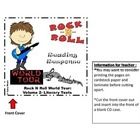 Reading Response Rock N Roll World Tour Volume 2 Literary Texts