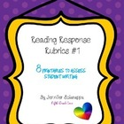 Reading Response Rubrics 1