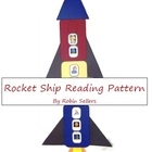 Reading Rocket Ship Pattern