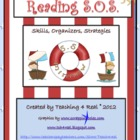 Reading Skills, Organizers, and Strategies BUNDLE
