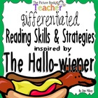 Reading Skills &amp; Strategies Packet inspired by The Hallowiener