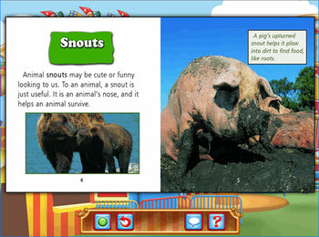 Reading - Snouts Spines and Scutes