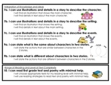 Reading Standards, Common Core, First Grade