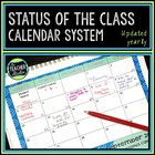 Reading Status/Anecdotal Records Calendars 2013 - 2014