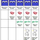 Reading Strategies Bookmark in Spanish ideal for Dual Lang