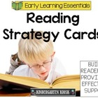 Reading Strategies Charts: Building Effective Readers