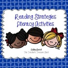 Reading Strategies Literacy Center Bundle