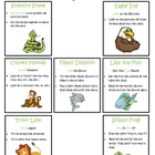 Reading Strategies Poster used for Daily Five (5)