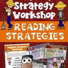 Reading Strategies Workshop: Balanced Literacy  Activities