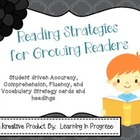 Reading Strategies for Growing Readers - Student Driven St