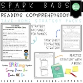 Reading Strategy Homework: Monthly Packets for a Home-Scho