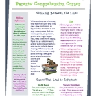 Reading Strategy Inferences Newsletter/Information