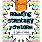 Reading Strategy Poster Pack