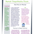 Reading Strategy Summarizing Newsletter/Information
