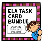 Reading Strategy Task Card Mega Bundle