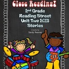 Reading Street  2nd Grade Close Reading 2013 Unit 2 (5 Sto