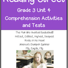 Reading Street Comprehension Unit 4 Grade 3