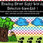 Reading Street Detective Game- Unit 1