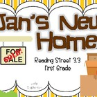 Reading Street&#039;s Jan&#039;s New Home