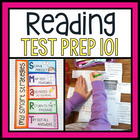 Reading Test Prep 101 for Grades 3-5