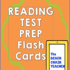 Reading Test Prep Flash Cards  w/ Affixes - Figurative Lan