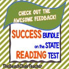 Reading Test Prep SUCCESS Bundle - Common Core Aligned