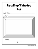 Reading-Thinking Log for Practicing Reading Strategies