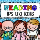 Reading:  Tips &amp; Tidbits