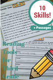 Reading Tools for Third Grade