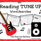 Reading Tune Up: Word Search Puzzles