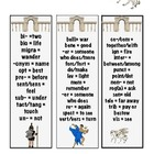 Reading Warriors Bookmarks Complete Set