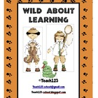 Reading: Wild About Learning I SPY game