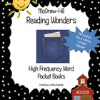 Reading Wonders High Frequency Word Pocket ( sticker) book