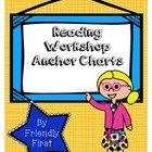 Reading Workshop All Year Charts (1st Grade)