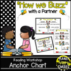 "Reading Workshop Anchor Chart - ""How we Buzz with our Read"