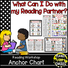 "Reading Workshop Anchor Chart - ""What Can I do with my Rea"
