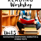 Reading Workshop: Navigating Nonfiction in Narrative and H