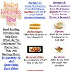 Reading Workshop Printable Partnership Routine Character Study