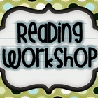 Reading Workshop Sign