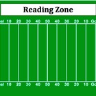 Reading Zone - Reading Incentive Chart