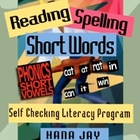 Reading and Spelling Short Words